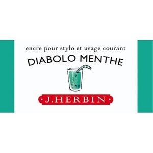 J.Herbin 칼라잉크 (no.33) DIABOLO MENTHE