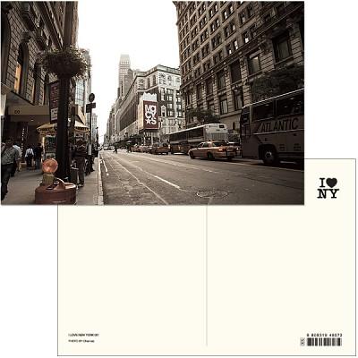 I LOVE NEW YORK (Post card ver.01) - New york 012