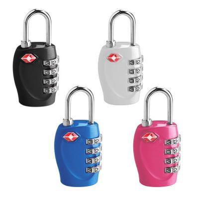 헬스장 학교 사물함 철통보안 TSA 4중번호잠금 자물쇠
