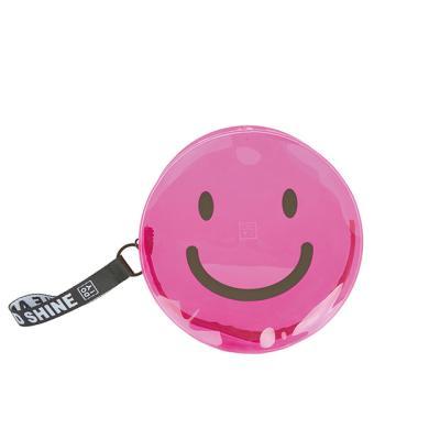 [도이] 비치백 방수 수영가방 스마일 핑크