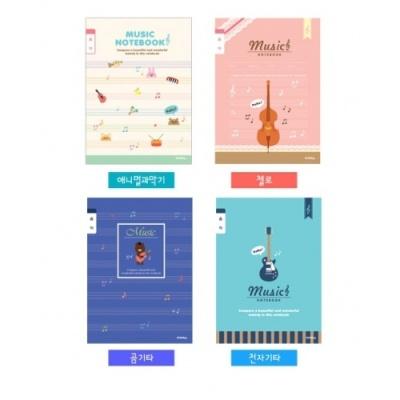 [아이비스] 초등노트 3-6음악 [권/1] 309385