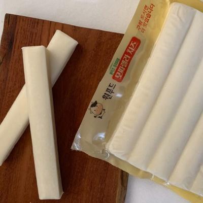 원푸드 구워먹는치즈 모짜렐라치즈 2팩