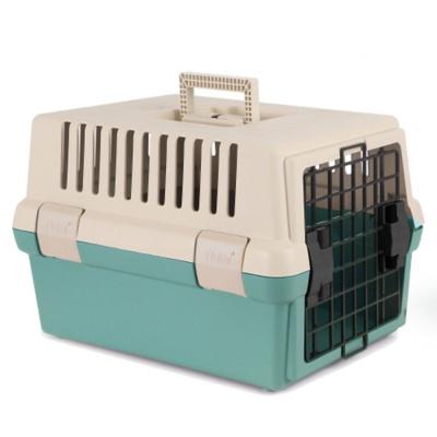강아지 고양이 안전 고급 간편 이동장 민트