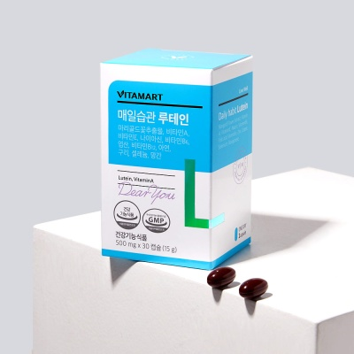 [비타마트] 매일습관 루테인 30캡슐