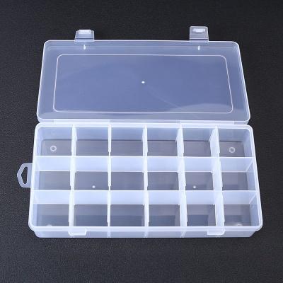 플라스틱 약통 수납함 낚시 액세서리 케이스 박스