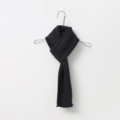 Soft Mini Knit Muffler