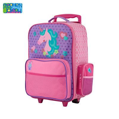 캐리어(유아용 여행가방) - 유니콘
