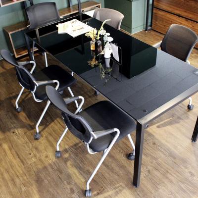 래티코 럭스 철제 LPM 사무용 회의용 책상 1800x800