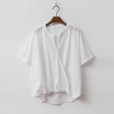 Bio Cotton Wrap Shirts
