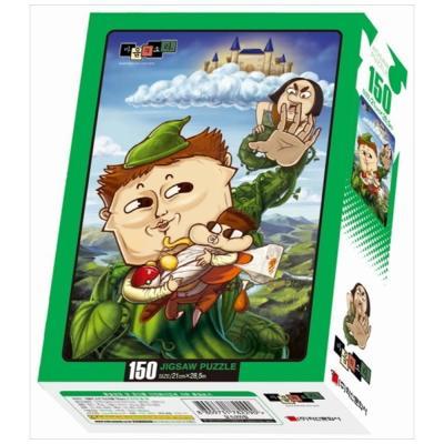 마음의 소리 직소퍼즐 150pcs: 조석과 콩나무