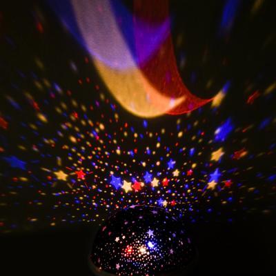 마일드 360도 회전 스타마스터 별자리 무드등 별조명