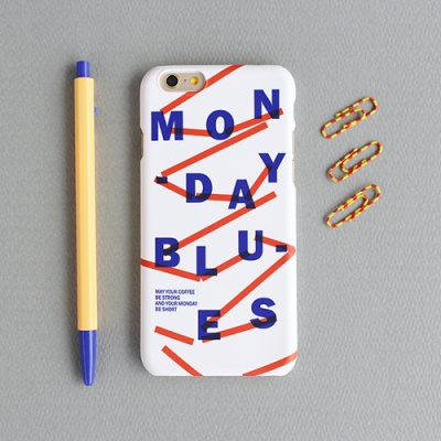 Monday Blues  for slide case (슬라이드 케이스)