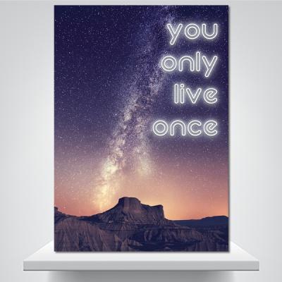 YOLO (1) - 감성사진 폼보드 액자
