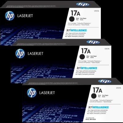 HP 정품 토너 CF217A  NO 17A