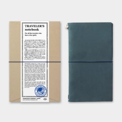 트래블러스노트 오리지널 사이즈 (Blue)
