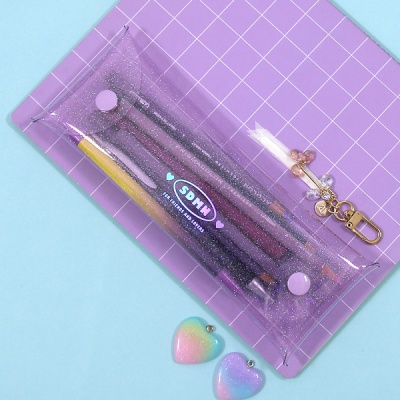 MOONLIGHT TWINKLE FOLDING PEN CASE