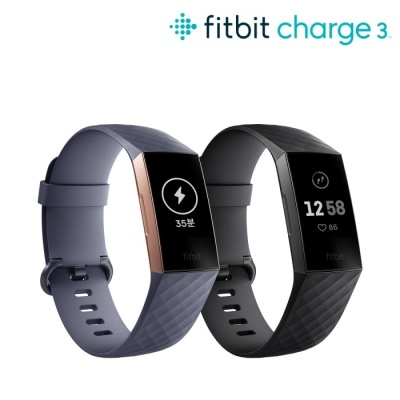 Fitbit CHARGE 3 웨어러블