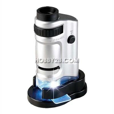 (18113) 포켓현미경(2040배) (POCKET MICROSCOPE)