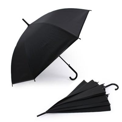 GUY 블랙 60 EVA 장우산 8세이상 자동 초등학생 아동