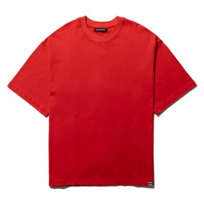 CB 커버 하프 티셔츠 (레드)