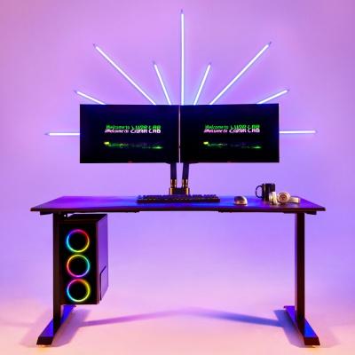 루나랩 1인용 컴퓨터 게이밍 책상 테이블 데스크 1200