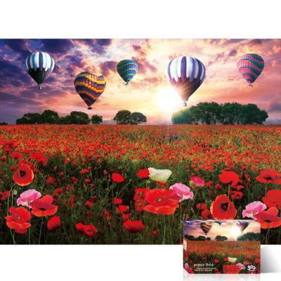 500피스 직소퍼즐 양귀비 들판 TPD05-1021