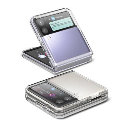 고부기 갤럭시 Z플립3 퍼펙트핏 정품 투명 케이스