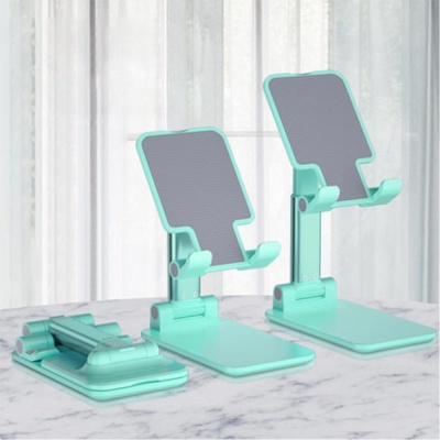 핸드폰 태블릿 휴대용 각도조절 접이식 거치대 스탠드