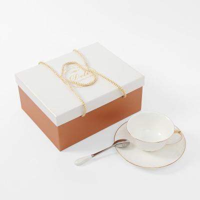 로열트리 순백 다이아 커피잔 세트(230ml)