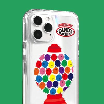 범퍼클리어 케이스 - 캔디머신(Candy Machine)