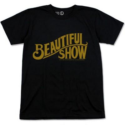특별할인 비스트 BEAST 공식 티셔츠 BEAUTIFUL SHOW 여성용 L(66) 사이즈