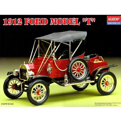 1/16 1912 포드 T (15100)
