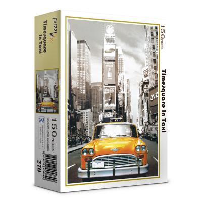 150피스 타임스퀘어인 택시 직소퍼즐 PL270