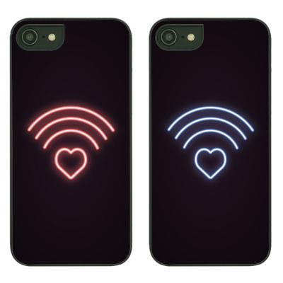 아이폰7플러스케이스 Love-Fi 스타일케이스
