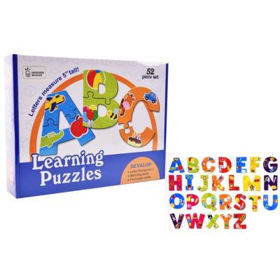 알파벳 단어 보드게임 52pcs 영어학습 맥킨더