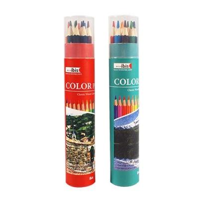 아이비스 12색원통목색연필세트(SP)