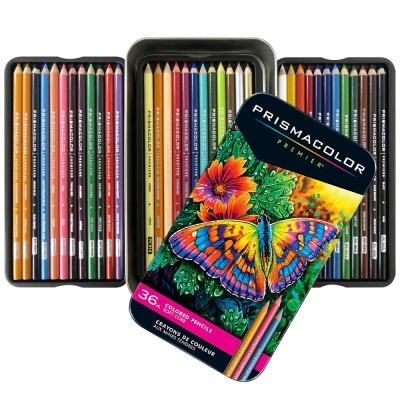 프리즈마 유성색연필 36색세트