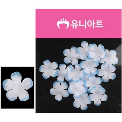 유니아트 벚꽃 백색 하늘 조화꽃 꾸미기 장식 소품