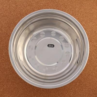 베스트 스텐 믹싱볼(22cm) 베이킹 샐러드 양푼이
