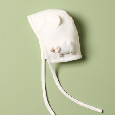 (2015년)(양띠 램시리즈) 모자 (화이트) DIY