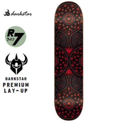 [Darkstar] BANDANA RED SL DECK 8.0
