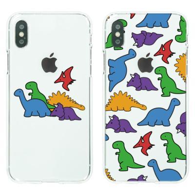 아이폰8케이스 Dinosaur 소프트젤리케이스