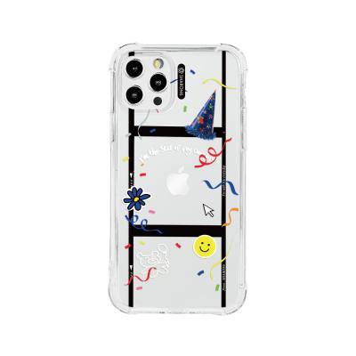 샤론6 아이폰 케이스 폴라로이드