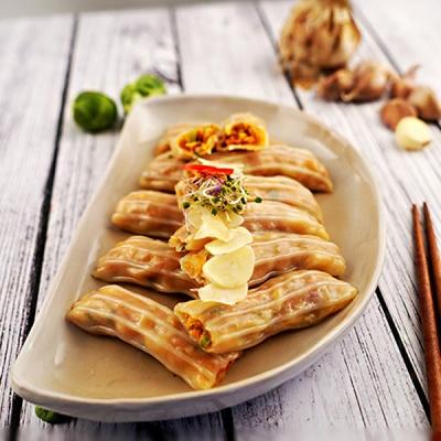 단양마늘만두3종세트(고기/김치/떡갈비)