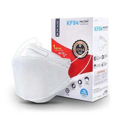 요이치 KF94 프리벤트 황사방역용 마스크 대형 50매