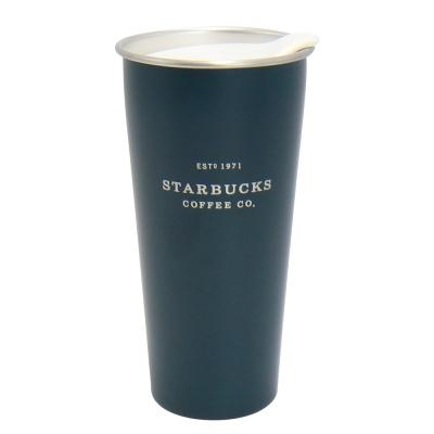 STARBUCKS 스타벅스 블루그린 투고 텀블러 473ml
