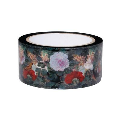 [OPP TAPE] 남계우-꽃과 나비/박스테이프/디자인테이프