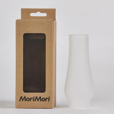 모리모리 LED 랜턴스피커 무드등 프로스트유리글로브