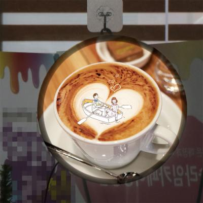 ne902-LED액자25R_커피와함께한사랑