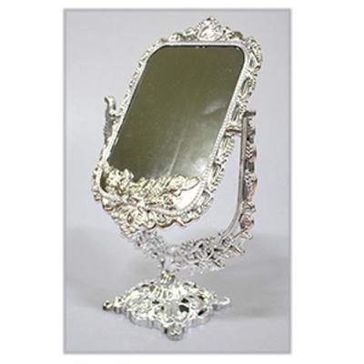 샤인빈 은색 사각양면 거울 중 메이크업 화장거울